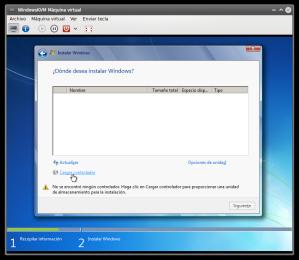 VirtIO en Windows 7 1