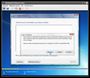 VirtIO en Windows 7 2